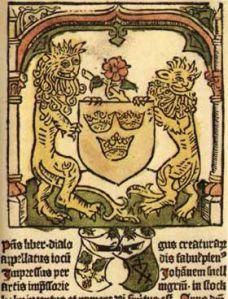Första boken