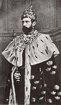 Karl XV krona