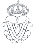 Monogram Gustav VI Adolf