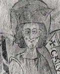 Knut Eriksson kyrkmålning