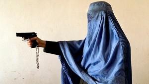 burka+gun