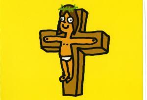 Jesus på Kors 5