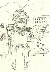 Rondell hunden Muhammed