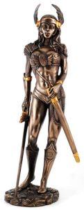 Valkyria figurin
