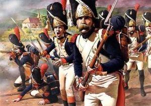 Fransmänn Waterloo