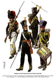Uniformer Nassau Waterloo