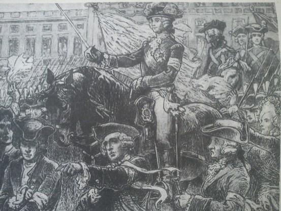 Gustav III statsvälvning