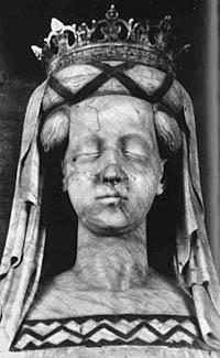 Margareta unionsdrottningens grav