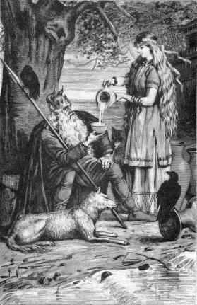 Oden och Saga
