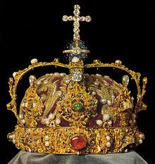 Sveriges kungakrona