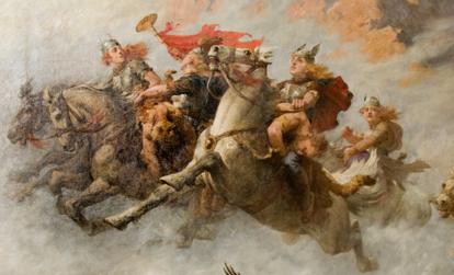 Valkyrior rider