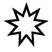 symbol Bahá'í