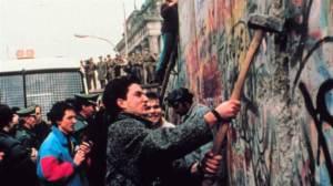 Berlinmuren föll