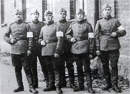vita soldater uniform