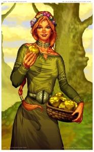 manzanas Idun