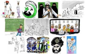 Muhammed teckningar