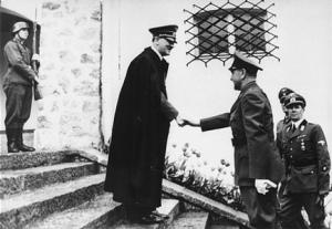 Adolf Hitler och Ante Pavelic´