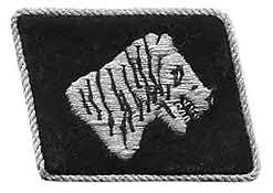 kragspegel tiger