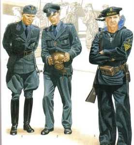 kroatiska uniformer