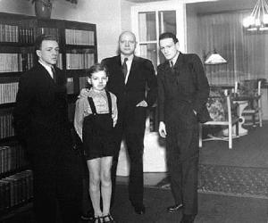 Moravec familjen 1942