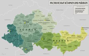 Protektorat Bohmen-Mahren