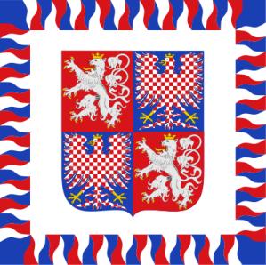 Statspresidentens flagga