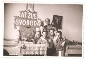 tjeckiska soldater i Italien