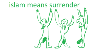 islam means surrender