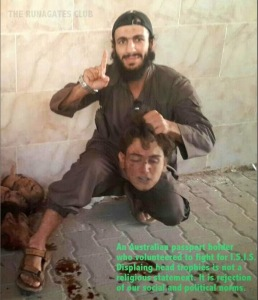 muslimsk mördare
