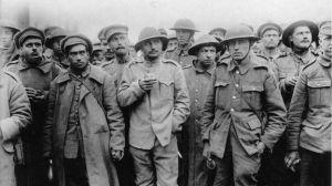 prtugisiska och brittiska krigsfångar 1918