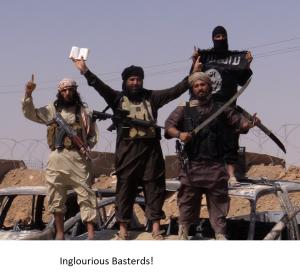 Inglourious Basterds!