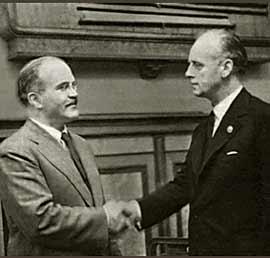 Moloto och Ribbentrop