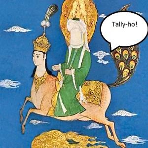 Tally-ho!