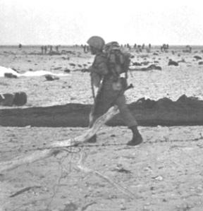 israelisk-soldat