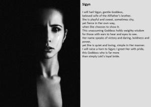 sigyn-poem